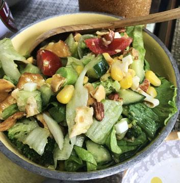 サラダ好き