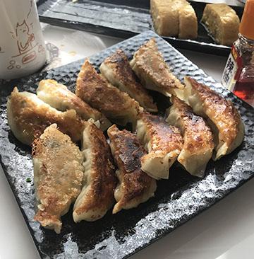 餃子餃子〜〜〜